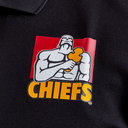 Chiefs 2019 Super Rugby Players Media Polo Shirt