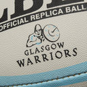 Glasgow Warriors Replica Rugby Ball