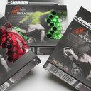 Hexagrip Green Neon Performance Football Laces