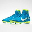 Mercurial Superfly V D-Fit Neymar Kids FG Football Boots