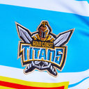Gold Coast Titans Rugby Shirt Mens