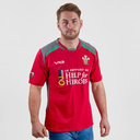 Help for Heroes Wales 2018/19 S/S Rugby Shirt