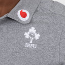 Ireland IRFU 2018/19 Cotton Stripe Polo Shirt