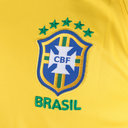 Brazil 2018 Home Kids S/S Stadium Replica Football Shirt