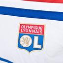 Olympique Lyon 18/19 Home S/S Replica Football Shirt