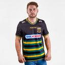 Northampton Saints 2018/19 Home S/S Replica Rugby Shirt