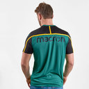 Northampton Saints 2018/19 Players Rugby Training T-Shirt