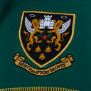 Northampton Saints 2018/19 Travel Cotton Hooded Rugby Sweat