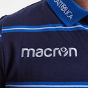 Italy 2018/19 Players Cotton Travel Polo Shirt