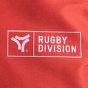 Skeltah Half Zip Hooded Rugby Sweat