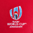 RWC 2019 Logo Cotton S/S T-Shirt