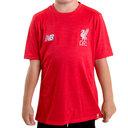 Liverpool FC 18/19 Kids Football Training T-Shirt