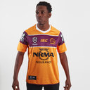 Brisbane Broncos NRL 2019 Alternate S/S Rugby Shirt