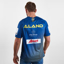 Parramatta Eels 2019 NRL Players Rugby Training T-Shirt