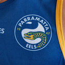 Parramatta Eels 2019 NRL Players Rugby Training Singlet