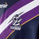 Melbourne Storm NRL 2019 Home S/S Rugby Shirt