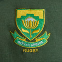 South Africa Springboks RWC 2019 Players Media Rugby Polo Shirt