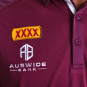 Queensland Maroons State of Origin 2019 Performance Polo Shirt