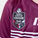Queensland Maroons 2019 Kids Replica Shirt