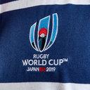 RWC 2019 S/S Stripe Shirt