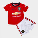 Manchester United 19/20 Home Infant Replica Football Kit
