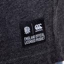 England RFU Cotton Rugby T-Shirt