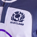 Scotland 2019/20 Players S/S Rugby Training Shirt