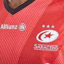 Saracens 2019/20 Rugby Away Shirt Mens