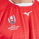 Tonga RWC 2019 Home Pro S/S Shirt
