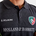Leicester Tigers 2019/20 Pique Polo Shirt
