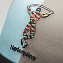 Harlequins 9FORTY Quarters Rugby Cap