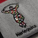 Harlequins Rugby Bobble Hat