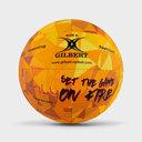 Helen Housby Signature Fire Netball