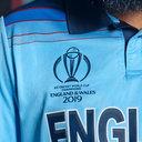 England 2019 World Cup SS Champions Kids Cricket Polo Shirt