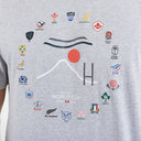 RWC 2019 20 Nations Fuji T-Shirt