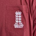 Logo Crew Neck T Shirt Mens