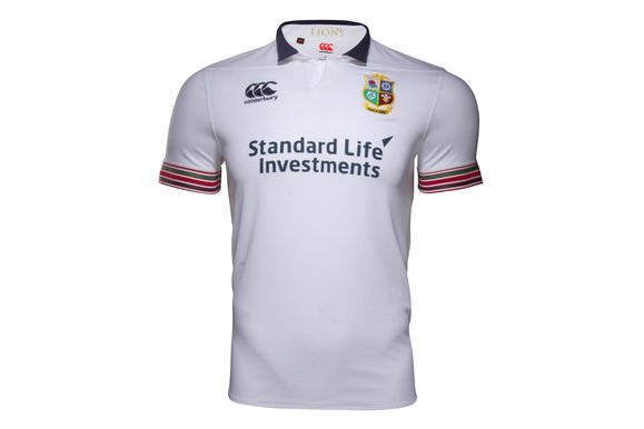 Canterbury British And Irish Lions Mens Pro Training Rugby Shirt 15 00 6c5f7d855