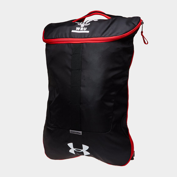 4f58d46cc3f0 Under Armour Wales WRU 2017 18 Rugby Expandable Sackpack