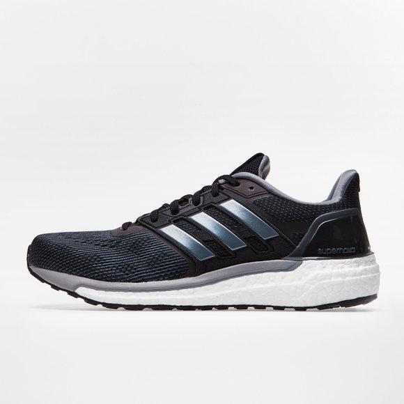 b3a36b19a4d Supernova Mens Running Shoes. Core Black Core Black Grey Three