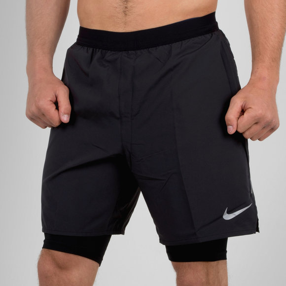 Nike Distance 2 In 1 7 Inch Running Shorts c785edde8