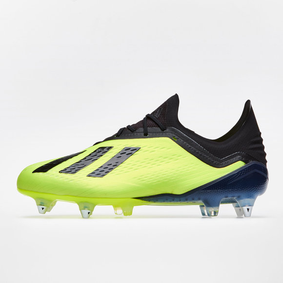 X 18.1 SG Football Boots. Solar Yellow Core Black Footwear White bcee09b64fa