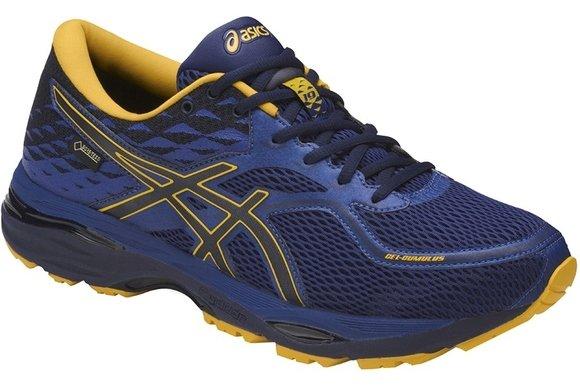 e41e8785be Asics Mens Gel-Cumulus 19 GTX Running Shoes