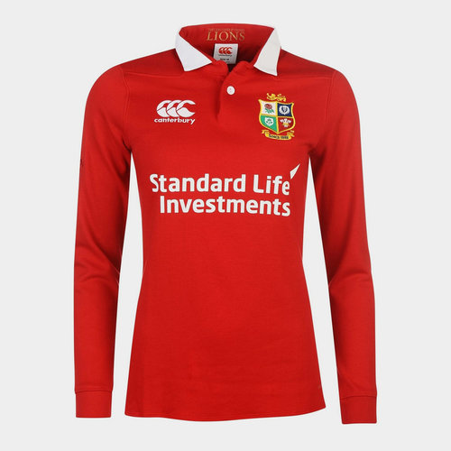 British and Irish Lions Classic Jersey 2017 Ladies