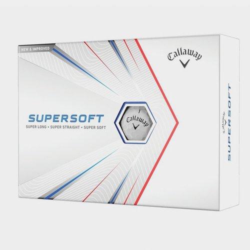 Super Soft 12 Pack Golf Balls