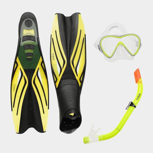 Mask Snorkel and Fin Set Children