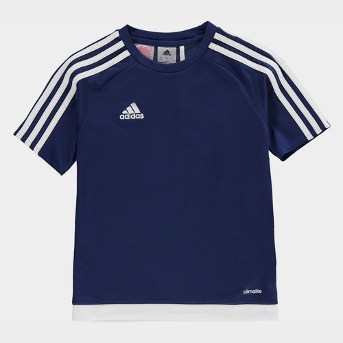 3 Stripe Sereno T-Shirt Junior Boys