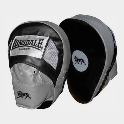 Curved Hook and Jab Pads
