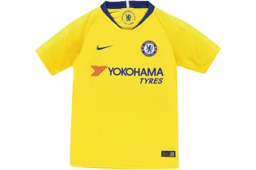 Chelsea Away Shirt 2018 2019 Junior