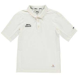 Three Quarter Cricket Shirt Junior Boys