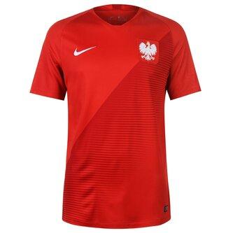 Poland Away Shirt 2018